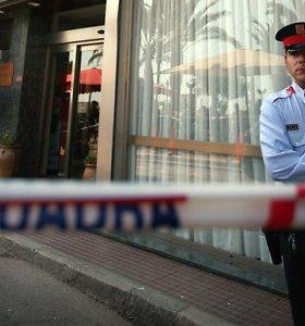 Ispanijoje – sprogimas, siejamas su teroro išpuoliu Barselonoje: žuvo žmogus