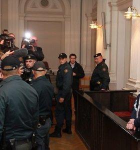 """Su """"Tikrąja Airijos respublikonų armija"""" siejamas airis Lietuvoje sąžiningo teismo nesitiki"""