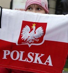 Vokietijos spauda apie Lenkiją: lietuviai nesuvokia, kad patys renkasi budelį