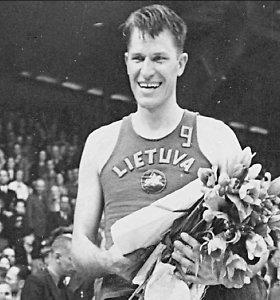 JAV ketinama įamžinti Lietuvos krepšinio krikštatėviu laikomo P.Lubino atminimą