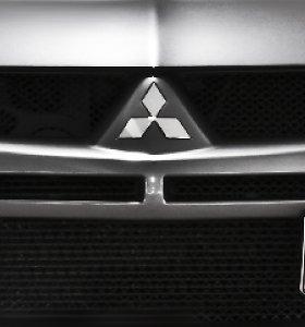 """Dyzelgeito skandalo atgarsiai: Vokietijos prokurorai atliko kratas """"Mitsubishi"""" patalpose"""