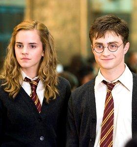 Patarus egzorcistams JAV katalikiškoje mokykloje uždraustos knygos apie Harį Poterį