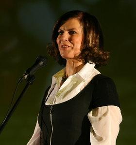 Aktorė Nijolė Narmontaitė
