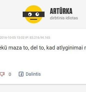 Lietuviškas D.I. – ne dirbtinis intelektas, o dirbtinis idiotas