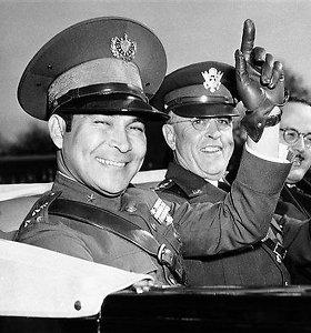 Kubos diktatorius Fulgencio Batista, atvėręs kelią kitam tironui – Fideliui Castro