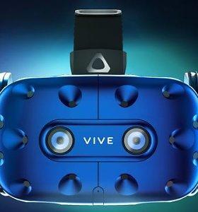 """""""HTC"""" anonsavo naują virtualios realybės akinių versiją"""