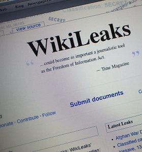 """""""WikiLeaks"""" nesutiko paviešinti kompromituojančios informacijos apie Rusijos vyriausybę"""