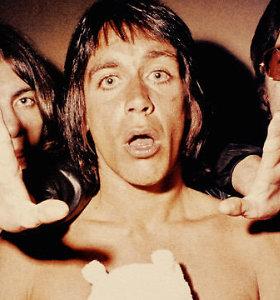 """Legendinį Iggy Pop filmavęs Jimas Jarmuschas: """"Jo muzika – užpakalius spardantis rokenrolas"""""""