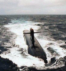 Povandeninių laivų įgulos gali net nežinoti apie COVID-19 pandemiją