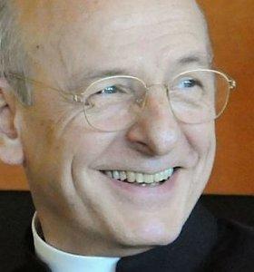 """Paskirtas naujas katalikų organizacijos """"Opus Dei"""" vadovas"""