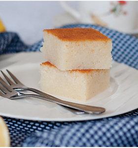 4 puikūs patiekalai iš pigių produktų: nuo makaronų apkepo iki manų kruopų pyrago