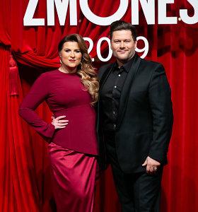 """Apdovanojimų """"Žmonės 2019"""" raudonas kilimas Operos ir baleto teatre"""