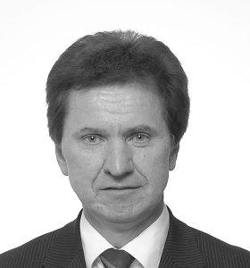Saulius Raslanas: Kodėl visuotinis NT mokestis yra būtinas