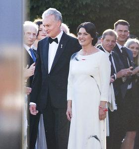 Suskaičiavo, kiek kainavo G.Nausėdos inauguracija: svečius pavaišino už 27 tūkst. eurų