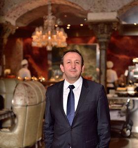 Tarptautinio restoranų gido prezidentas: ko reikia šaliai, kad ši taptų gastronominiu traukos objektu?