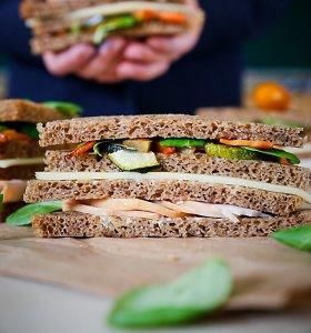 Tyrimas: lietuviai duonos neišsižada, kasdien vidutiniškai suvalgo 3 riekes