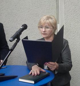 Klaipėdos miesto taryboje koaliciją paliko socialdemokratė Lilija Petraitienė