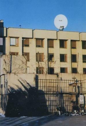 Pirmoji palydovinė interneto antena Lietuvoje