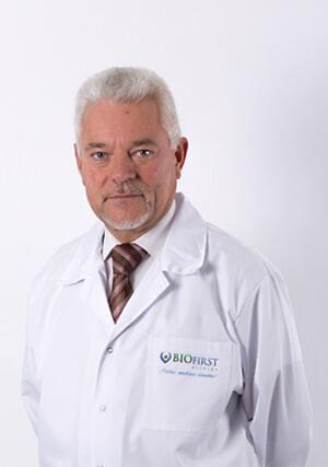 """Asmeninio archyvo nuotr. /Gydytojas chirurgas, """"Biofirst"""" klinikos gydytojasAlvidas Didžiulis"""