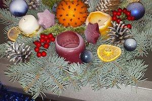 Donatos K. (Panevėžys) kalėdinė dekoracija