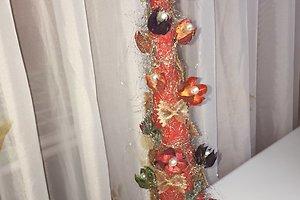 Aušros B. (Kaunas) kalėdinė dekoracija