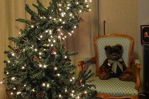 Ramūno G. (Didžioji Britanija) kalėdinė dekoracija