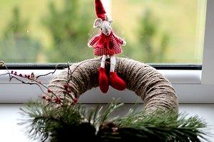 Evelinos S. (Kaunas) kalėdinė dekoracija