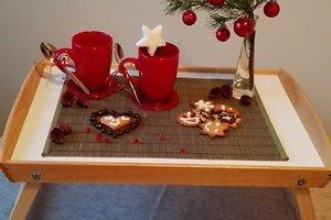 Monikos M. (Šiauliai) kalėdinė dekoracija