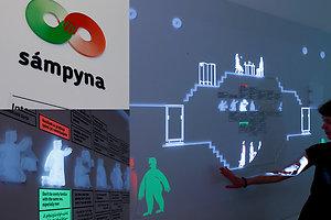 """Otilija Morozaitė: """"Sampyna"""" – interaktyvi priemonė karo pabėgėlių integracijai Lietuvoje gerinti"""