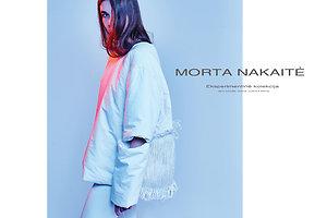 Morta Nakaitė: Eksperimentinė kolekcija apie nebylią, švarią, jautrią būseną