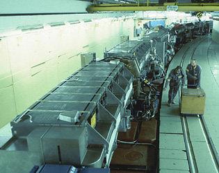 protonų sinchrotronas CERN