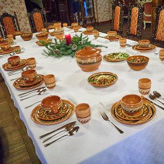Kūčių stalas