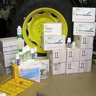 Pesticidai