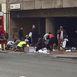 Teroro atakos Briuselyje