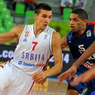 Serbijos krepšinio rinktinė