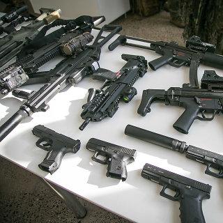Prekyba ginklais