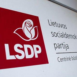 Lietuvos socialdemokratų partija (LSDP)