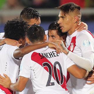 Peru futbolo rinktinė
