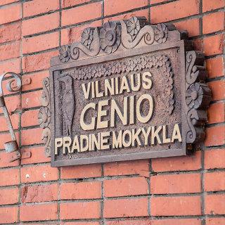 "Vilniaus ""Genio"" progimnazija"