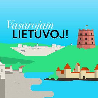 """""""Vasarojam Lietuvoj!"""" Vasaros restoranas"""