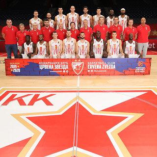 """Belgrado """"Crvena Zvezda"""""""