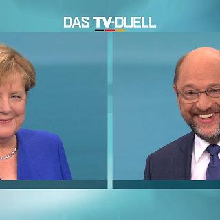 Vokietijos parlamento rinkimai