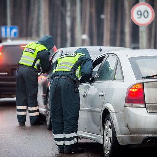 Kelių eismo taisyklių pažeidėjas
