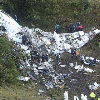 Aviakatastrofa Kolumbijoje