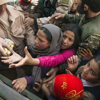 Humanitarinė pagalba