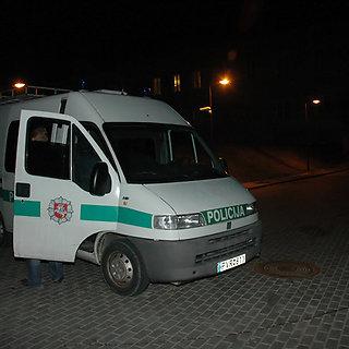 Kalvarijos policijos komisariatas