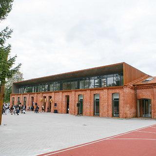 Karalienės Mortos mokykla