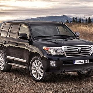 """Toyota Land Cruiser"""