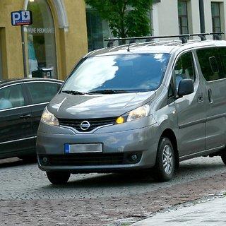 """Nissan NV200"""
