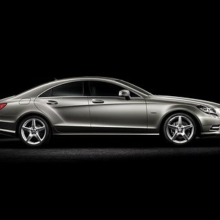 """""""Mercedes-Benz CLS"""" klasė"""